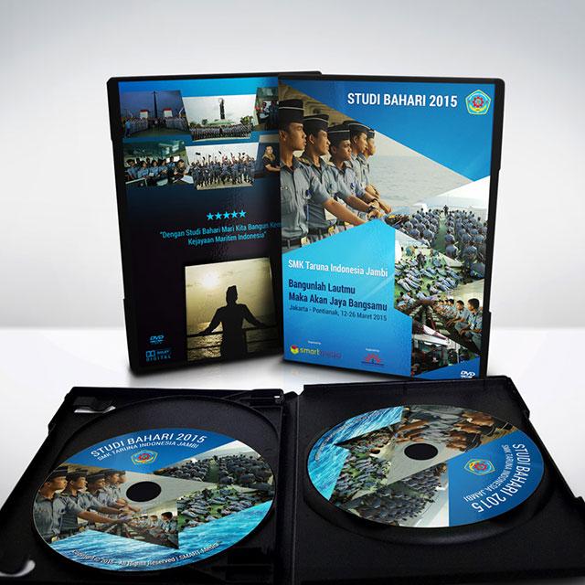 Studi Bahari DVD Cover